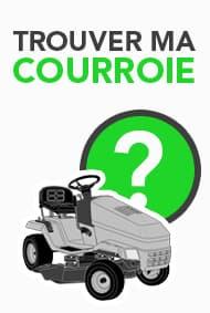 Courroies Motoculture tracteurs tondeuses autoportées