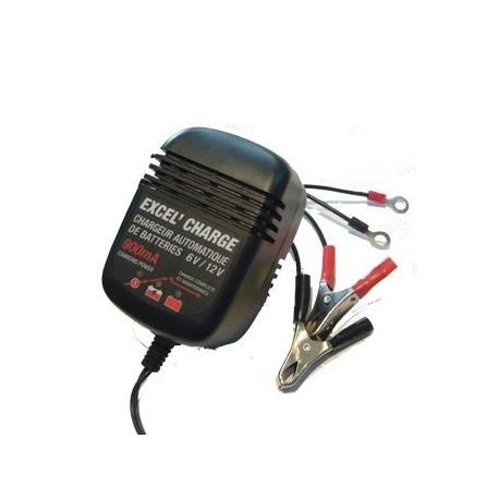 Chargeur de batterie XL900 - Excel Pièce détachée Tracteur Tondeuse Autoportée