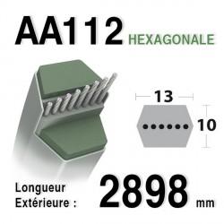 COURROIE AA112  Husqvarna - AYP 169178 - 532402009