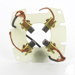 Kit support et charbons 33712 pour démarreur TECUMSEH modèles ES-33600, ES-33605 et ES-33606