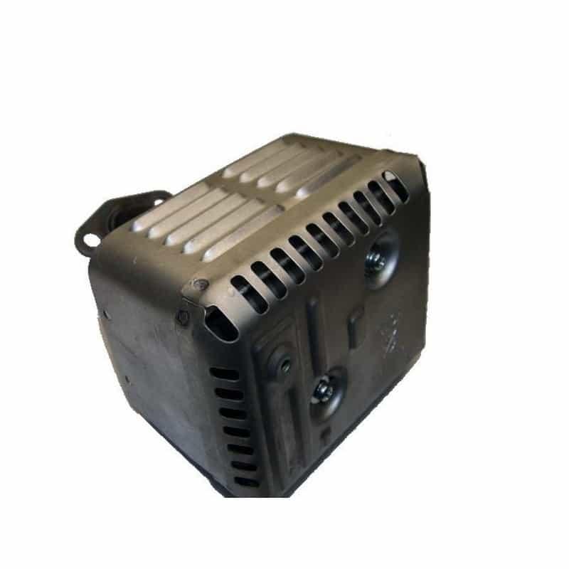 pot d 39 chappement pour moteur honda 18310zf1000 18310 zf1 000 piece d tach e. Black Bedroom Furniture Sets. Home Design Ideas