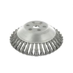 Tête de désherbage métallique Ø 230 mm