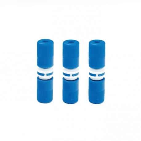 Jeu de 3 têtes de connecteurs étanches 1,0 - 2,0 mm2