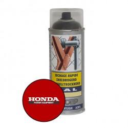 Peinture spéciale motoculture couleur ROUGE HONDA - Aérosol 400ml