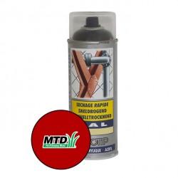 Peinture spéciale motoculture couleur ROUGE MTD - Aérosol 400ml
