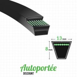 Courroie ALKO T16-105.4 HD V2