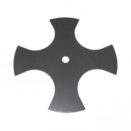 Couteau de dresse-bordure Universelle alésage 12,70mm Diamètre 228,60mm