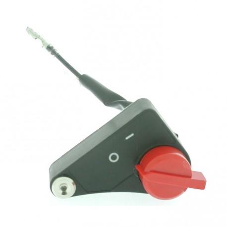 Contacteur - Interrupteur HONDA 15520-ZE1-003 modèles GX110 - GX140 - GX160