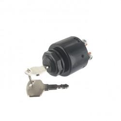 Contacteur à clé SUBARU - ROBIN 066-00003-30 - 505823901 modèles DY23 - DY27 - DY30 - DY35 - DY41 - EX13 - EX17 - EX21 - EX27