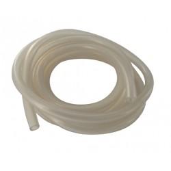 Durite carburant transparente longueur 3m diamètre extérieur 10,6mm diamètre intérieur 6,35mm