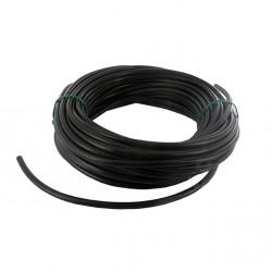 Durite essence noire diamètre 3 x 5mm - longueur 15m