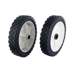 Roues pneus et chambre air pour tracteurs tondeuses for Diametre exterieur pneu