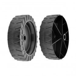 Roue CASTELGARDEN 22686081/0 - 22686083/0 modèles B390 - C350 - C390 - K350 - P350