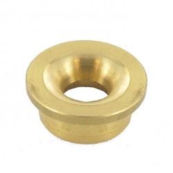 Oeillet tête fil nylon - épaisseur 6mm - diamètre 15 - 12mm