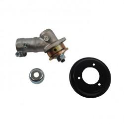 Renvoi d'angle - diamètre du tube 24 mm - 7 dents - livré avec rondelle de centrage diamètre 25,4 mm - ZENOAH