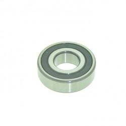 Roulement 6301-2RS - diamètre intérieur 12 - extérieur 37mm - épaisseur 12mm