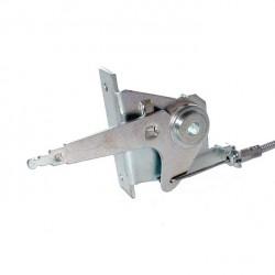 Commande d'accélération MURRAY 21222 - longueur câble 1600mm - longueur gaine 1550mm