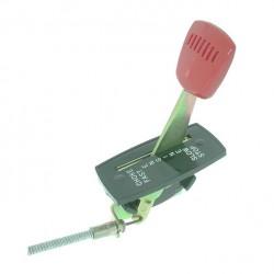 Commande d'accélération SNAPPER 18780 - longueur câble 1159mm longueur gaine 1092