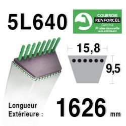 COURROIE KEVLAR 5L640 - 5L64 - MTD 754167 / 90-47-618
