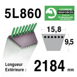 COURROIE KEVLAR 5L860 - 5L86 - National AA810