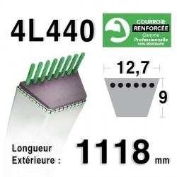 COURROIE KEVLAR 4L440 - 4L44