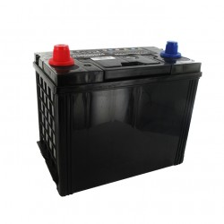 Batterie 12V 38A/H - borne + à gauche - TASHIMA - COUNTAX - WESTWOOD