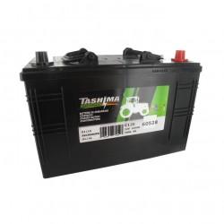 Batterie 12V 105A/H - borne + à droite - TASHMA