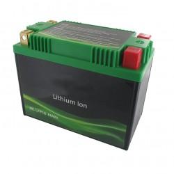 Batterie 12V 22A/H - borne + réversible - TASHIMA