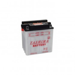 Batterie 12N103A + à droite