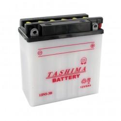 Batterie 12N53B + à droite