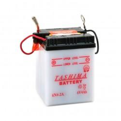 Batterie 6N42A + à droite