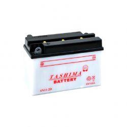Batterie 6N112D + à gauche