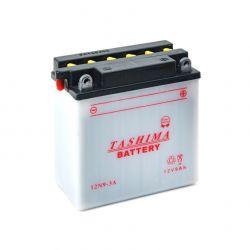 Batterie 12N93A + à droite