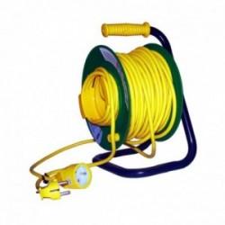 Enrouleur électrique câble PVC UNIVERSEL longueur 25m