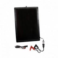 Chargeur et Testeur de batterie TECMATE 12V avec panneau solaire 6W