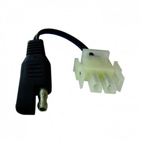 Raccord spécifique sae/molex EXCEL CHARGE pour chargeur de batterie XTEXL900