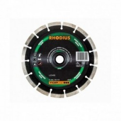 Disque diamant TOPLINE diamètre 400 mm - 11 x 3,2 mm alésage 25,4 mm