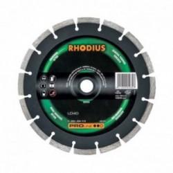 Disque diamant PROLINE diamètre 300 mm - 10 x 2,5 mm alésage 25,4 mm