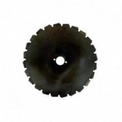 Lame 24 dents 225mm EIA EIA22525 pour débroussailleuse
