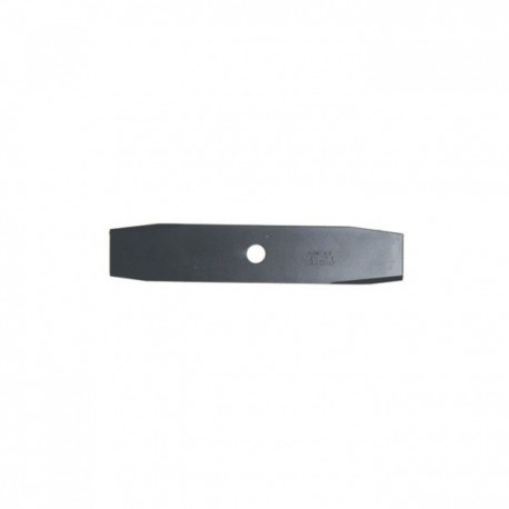 Couteau biseauté 25 cm pour dresse-bordures - Alésage 15,9 mm