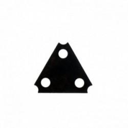 Lame triangulaire de broyeur EARTHQUAKE 3307612