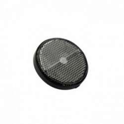 Catadioptre rond blanc diamètre60 mm