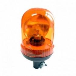 Gyrophare 12V - 55W fixation sur tige