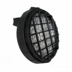 Feu orientable avec interrupteur diamètre 140 mm