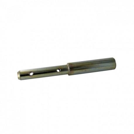 Axe d'attelage UNIVERSEL 180 mm diamètre 18 mm