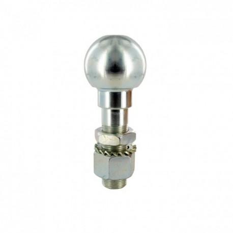 Boule d'attelage UNIVERSELLE 125 mm diamètre 50mm