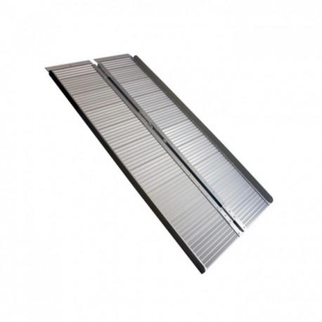 Rampe droite pliable UNIVERSELLE - Longueur 150 cm