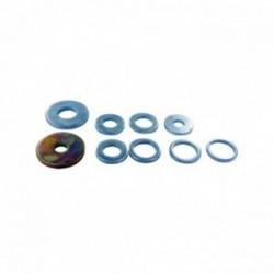 Jeu de rondelles de réduction COPPERHEAD pour lames universelles avec alésage central de 25,4mm