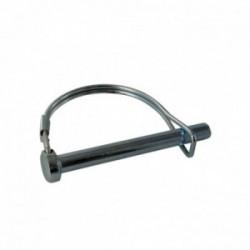 Goupille de sécurité à arceau UNIVERSELLE axe 68 mm diamètre 8 mm