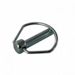 Goupille d'arrêt UNIVERSELLE 50 mm diamètre 11 mm pour axe 40 mm